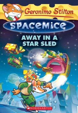 Away in a Star Sled (Paperback)