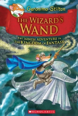 The Wizard's Wand (Hardcover)