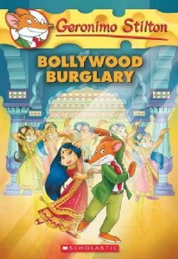 Bollywood Burglary (Paperback)