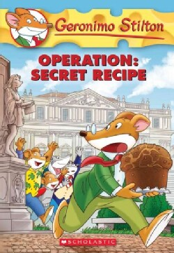 Operation Secret Recipe (Paperback)
