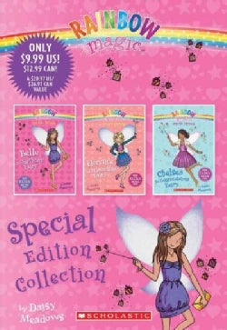 Rainbow Magic Collection: Belle the Birthday Fairy / Florence the Friendship Fairy / Chelsea the Congratulations ... (Paperback)