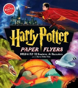 Harry Potter Paper Flyers (Paperback)