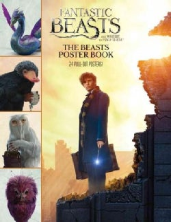 Fantastic Beasts and Where to Find Them: The Beasts Poster Book (Paperback)