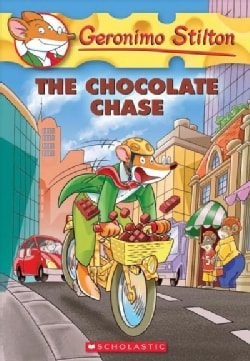 The Chocolate Chase (Paperback)