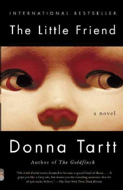 The Little Friend (Paperback)