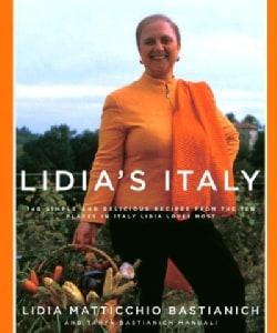 Lidia's Italy (Hardcover)