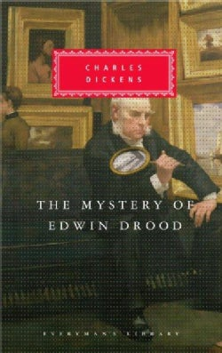 The Mystery of Edwin Drood (Hardcover)