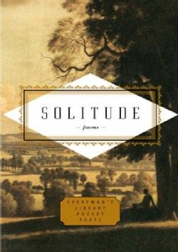 Solitude: Poems (Hardcover)