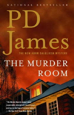 The Murder Room (Paperback)