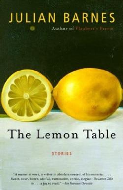 The Lemon Table: Stories (Paperback)