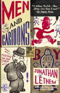 Men And Cartoons (Paperback)