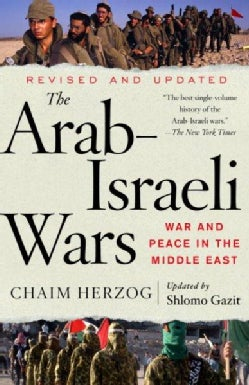 The Arab-israeli Wars (Paperback)