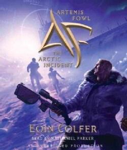 The Arctic Incident (CD-Audio)