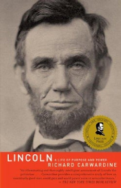 Lincoln: A Life of Purpose and Power (Paperback)
