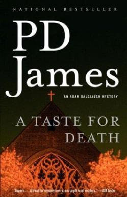 A Taste For Death (Paperback)