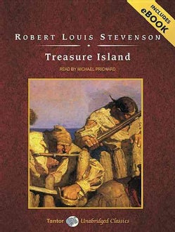 Treasure Island + Ebook (Compact Disc)