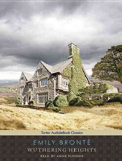 Wuthering Heights: Includes eBook, Library Edition (CD-Audio)