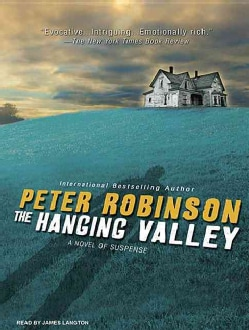 The Hanging Valley: A Novel of Suspense, Library Edition (CD-Audio)
