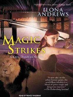 Magic Strikes: Library Edition (CD-Audio)
