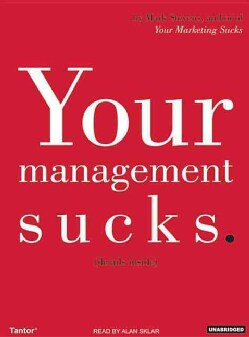 Your Management Sucks (CD-Audio)