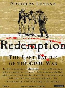 Redemption: The Last Battle of the Civil War (CD-Audio)