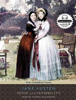 Sense and Sensibility: Includes Ebook (CD-Audio)