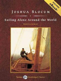 Sailing Alone Around the World: Includes Ebook (CD-Audio)