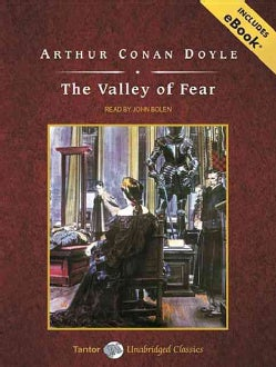 The Valley of Fear: Includes Ebook (CD-Audio)