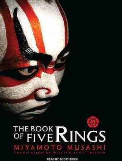 The Book of Five Rings (CD-Audio)