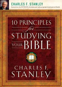 10 Principles for Studying Your Bible (Paperback)