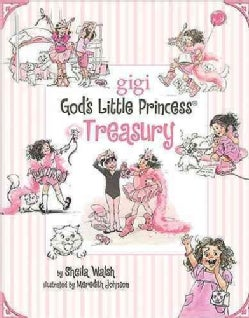 God's Little Princess Treasury: 4 Books in 1 (Hardcover)