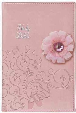 Holy Bible: International Children's Bible, Ballerina Design (Hardcover)