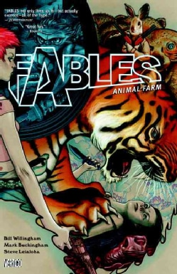Fables: Animal Farm (Paperback)