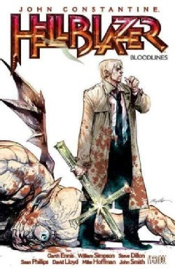 John Constantine, Hellblazer 6: Bloodlines (Paperback)