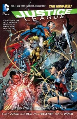 Justice League 3 (Hardcover)