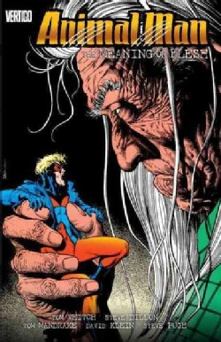 Animal Man 5: The Meaning of Flesh (Paperback)