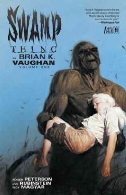 Swamp Thing 1 (Paperback)