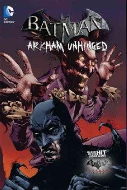 Batman: Arkham Unhinged 3 (Hardcover)