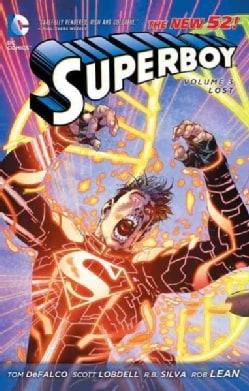 Superboy 3: Lost (Paperback)