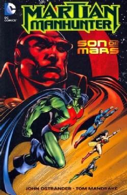 Martian Manhunter: Son of Mars (Paperback)