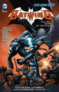 Batwing 3: Enemy of the State (Paperback)