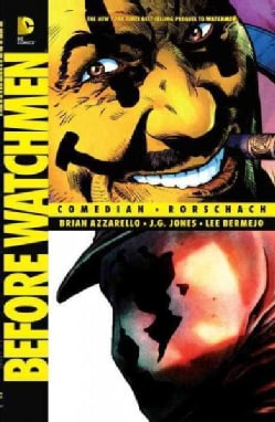 Before Watchmen: Comedian/Rorschach (Paperback)