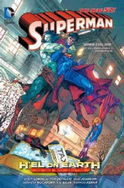 Superman: H'el on Earth: the New 52! (Paperback)