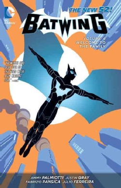 Batwing 4: Welcome to the family (Paperback)