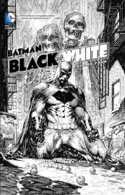 Batman: Black and White 4 (Hardcover)