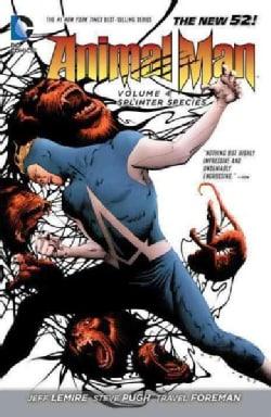 Animal Man 4: Splinter Species (Paperback)