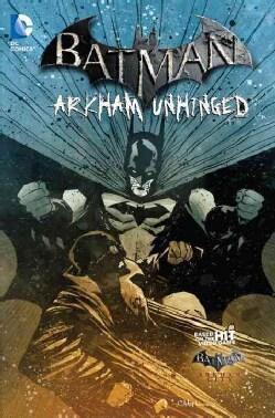 Batman: Arkham Unhinged 4 (Hardcover)