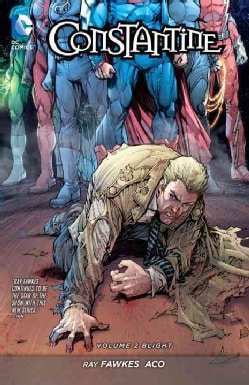 Constantine 2: Blight (The New 52!) (Paperback)