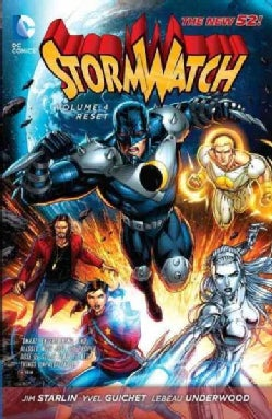 Stormwatch 4: Reset (Paperback)