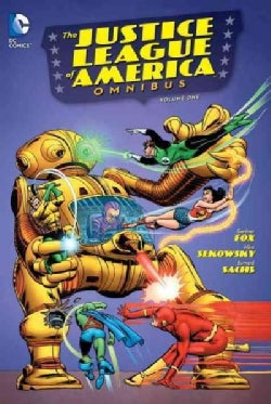 The Justice League of America Omnibus 1 (Hardcover)